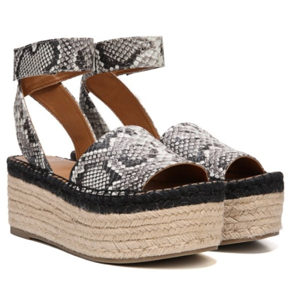 a8334679cb9 Franco Sarto Shoes - Franco Sarto Maisi platform sandal size 7.5